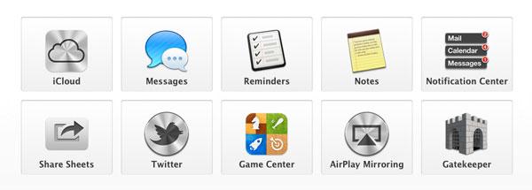 OS X 10.8 Mountain Lion Planinski lav
