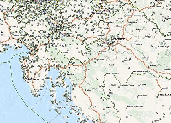Geocaching Hrvatska