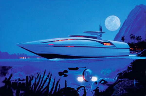 Tencara yacht