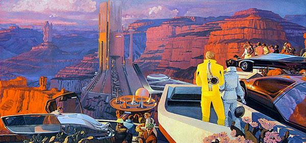 Future Grand Canyon