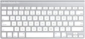 Apple keyboard US layout