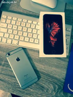 Prodajem srebrni iPhone 6S // 16 GB // VIP