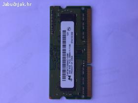 P: RAM DDR3 PC3-12800 1600MHz SODIMM