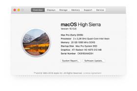 8-core Mac Pro tower (5,1)