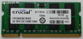 6GB DDR2 PC2-5300 667MHZ 200pin