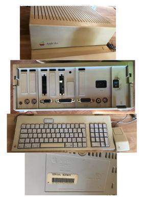 Apple IIGS legendarno  računalo sa dodacima!!