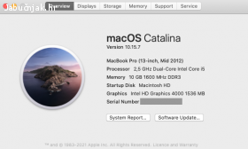 P: Apple MacBook Pro 13
