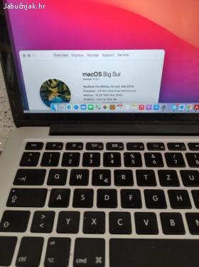 "MacBook Pro 13"" mid 2014 i5/16/500 + docking station"